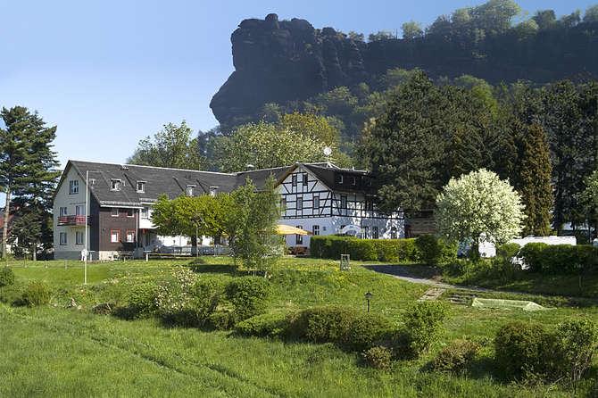 Panoramahotel Lilienstein Königstein im Taunus
