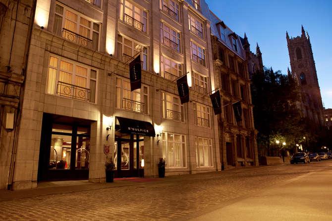 Hotel Le Saint Sulpice Montréal