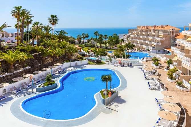 Tropical Park Appartementen Playa Paraíso