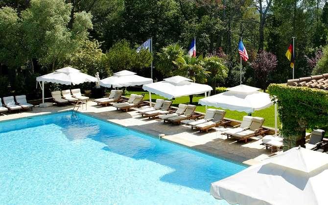 Le Vallon de Valrugues & Spa Saint-Rémy-de-Provence
