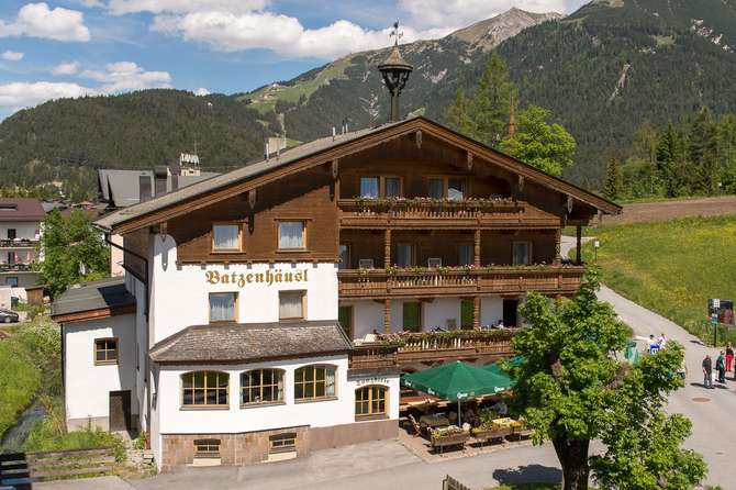 Gasthof Batzenhausl Seefeld in Tirol