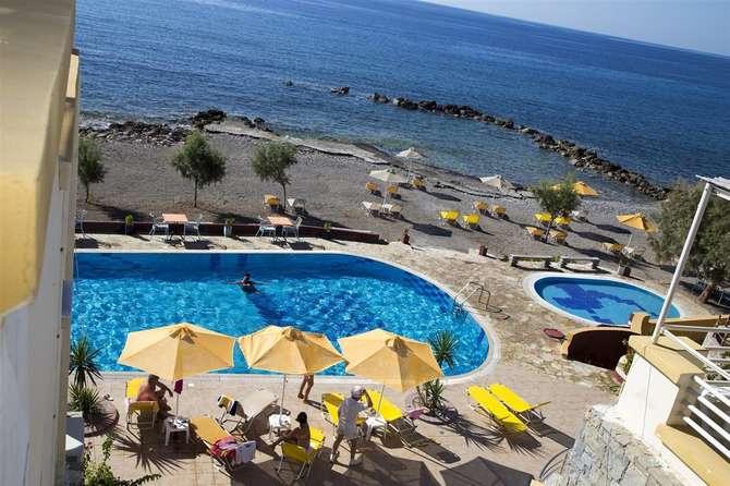 Ionio Star Hotel Koutsourás