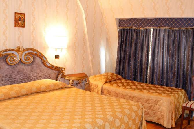 Hotel Hermitage Rome