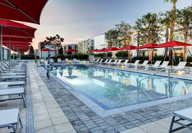 Residence Inn Miami Beach Surfside Surfside