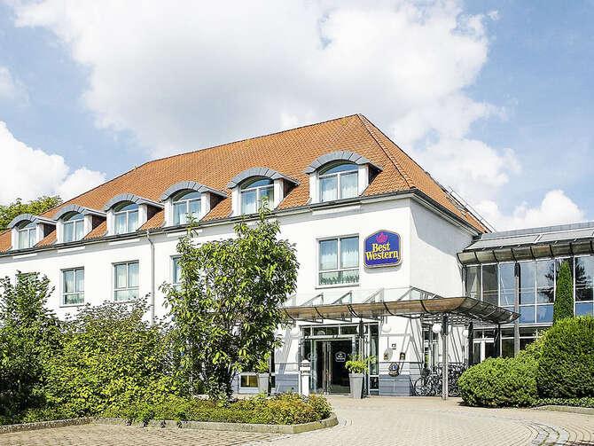 Best Western Hotel Heidehof Hermannsburg