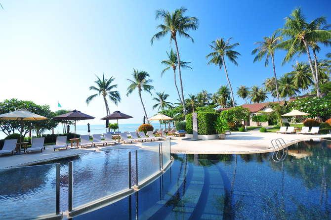 Mercure Koh Samui Beach Resort Lamai Beach