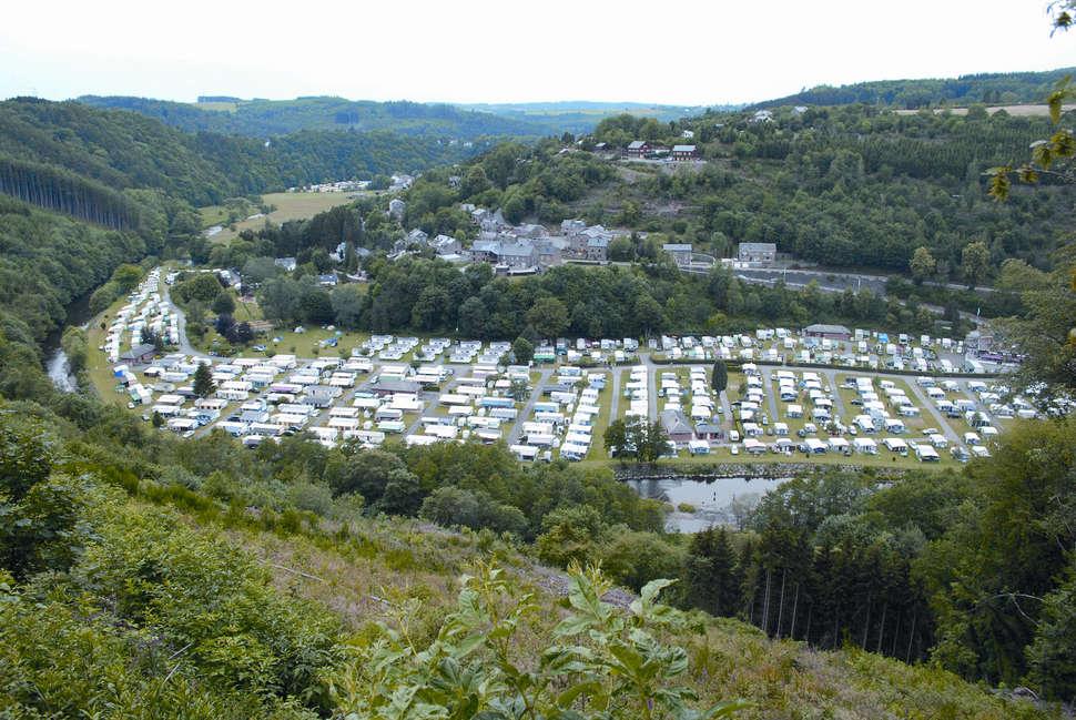 Camping Floreal La Roche