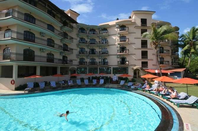 Nazri Resort Arpora