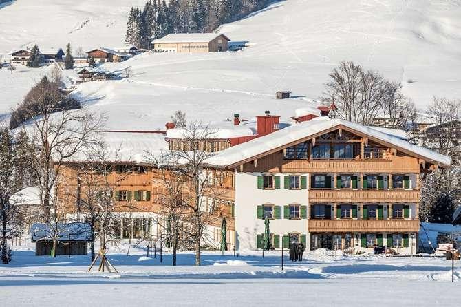 Gut Steinbach Hotel & Resort Reit im Winkl