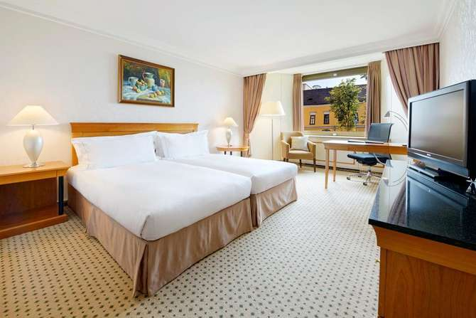 Hilton Budapest Boedapest