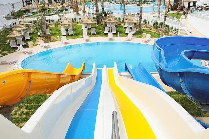 Vincci Nozha Beach & Spa Hammamet