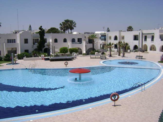 Aparthotel Les Maisons de la Mer Port el Kantaoui