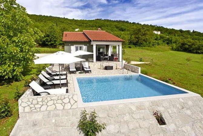 Vakantiehuis Villa Paliska Labin