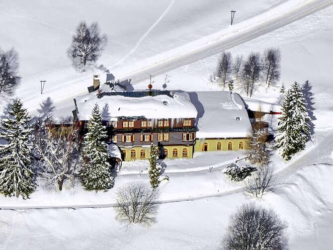 Alpsky Hotel Špindlerův Mlýn