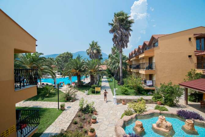 Holiday Calbis Hotel Dalyan