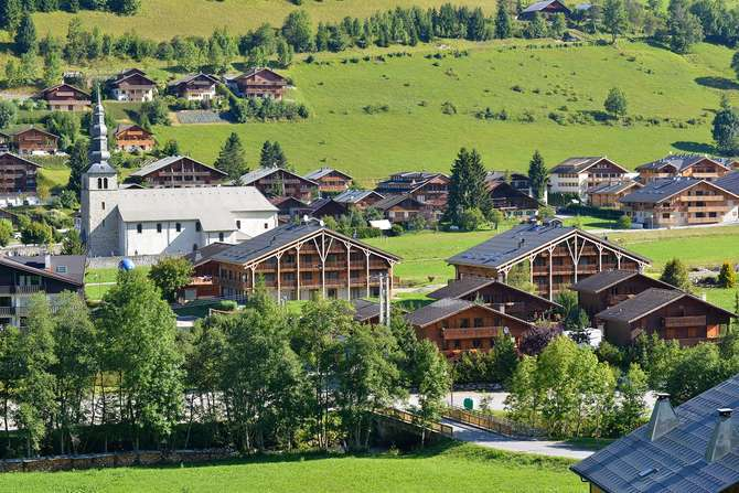 Mont Blanc Alpine Estate La Chapelle-d'Abondance