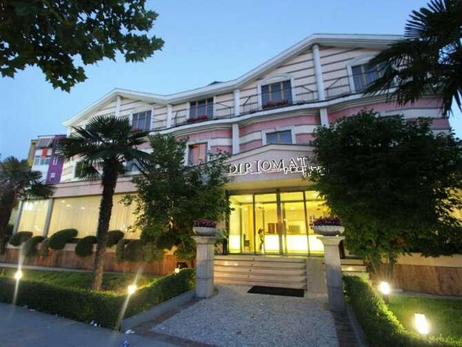 Diplomat Hotel Tirana
