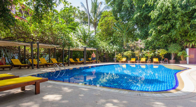 Tropica Bungalow Hotel & Restaurant Patong Beach