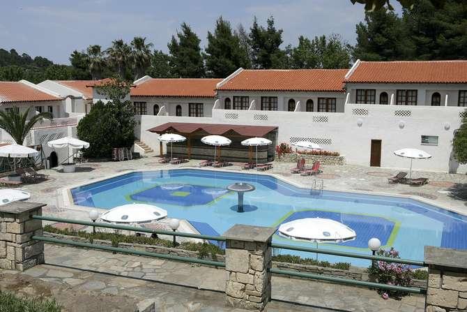 Macedonian Sun Hotel Kallithea