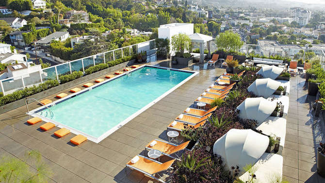 Andaz West Hollywood Los Angeles