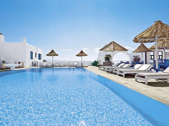 Aegean Hotel Mykonos Mykonos-Stad