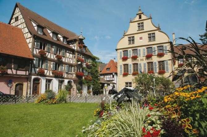 Hotel Des Deux Clefs Turckheim