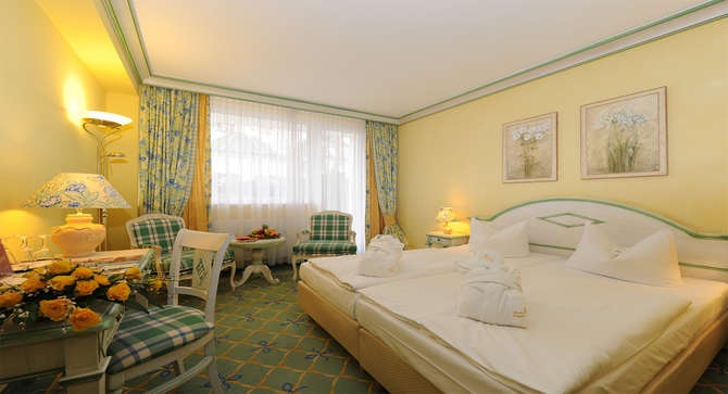 Rugard Strandhotel Ostseebad Binz