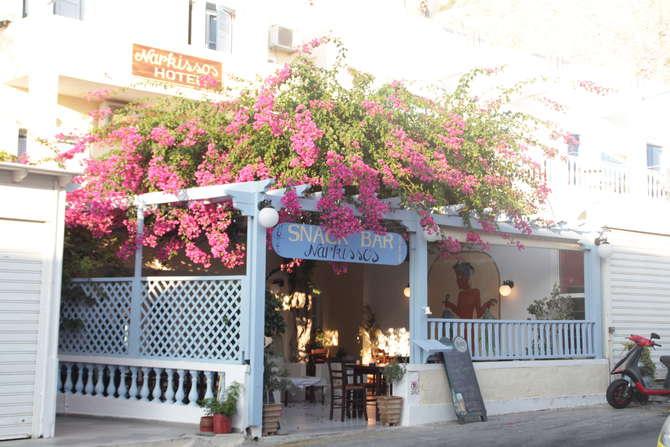 Narkissos Hotel Kamari