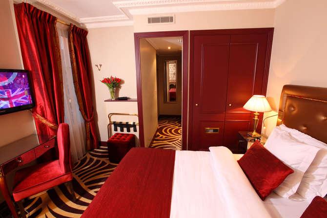 Hotel du Beaumont Parijs