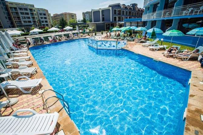 Bohemi Hotel Sunny Beach