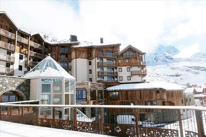 Chalet des Neiges Koh I Nor Val Thorens