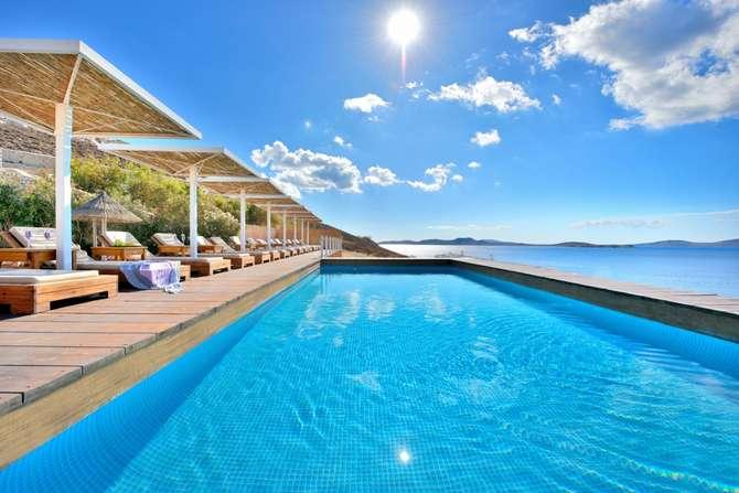 Horizon Boutique Hotel Mykonos Agios Ioannis Diakoftis