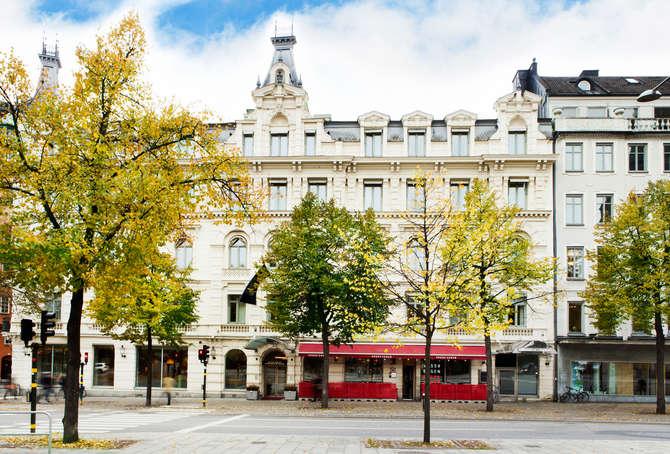 Elite Hotel Stockholm Plaza Stockholm