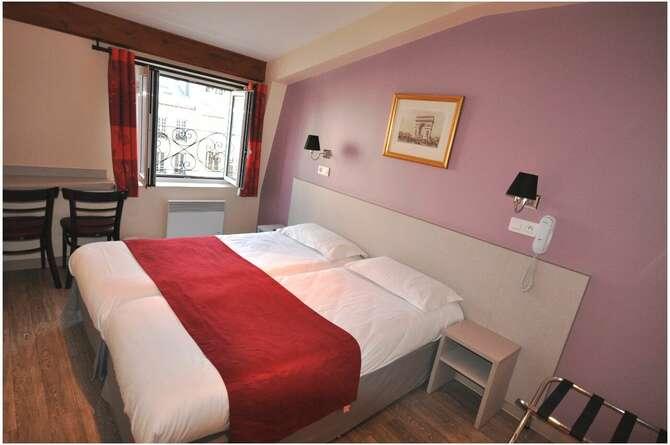 Hotel Saint Georges Lafayette Parijs