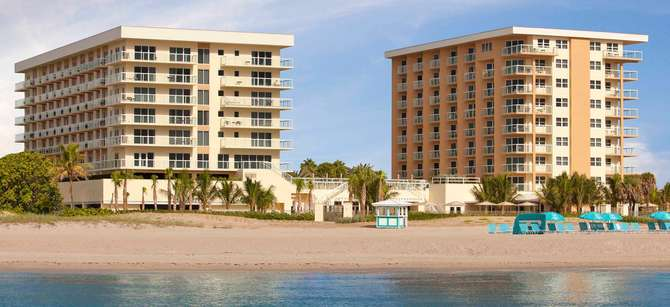 Fort Lauderdale Marriott Pompano Beach Resort & Spa Pompano Beach