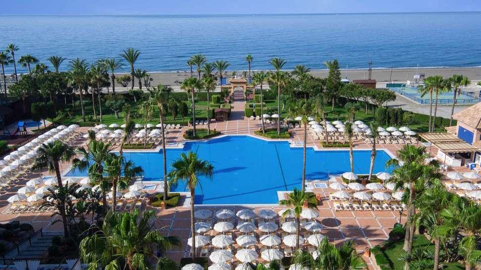 Top vakantie Andalusië 🏝️Iberostar Malaga Playa