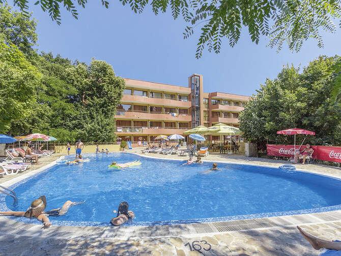Hotel Kamchia Park Golden Sands