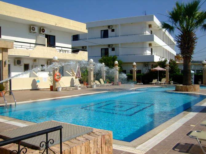 Antonios Hotel Faliraki