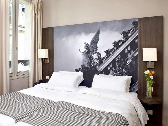 Victoria Hotel Parijs
