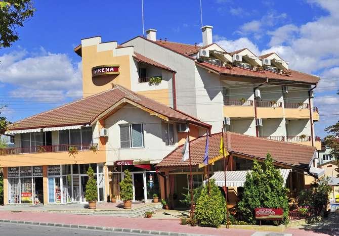Hotel Sirena Kranevo
