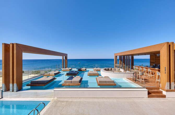 Enorme Santanna Beach Resort Ierápetra