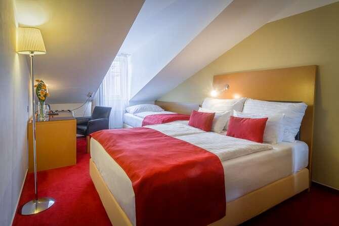 Theatrino Hotel Praag