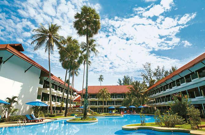 Amora Beach Resort Phuket Bang Tao Beach
