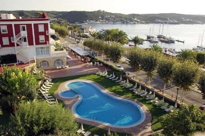 Hotel Port Mahon Es Castell
