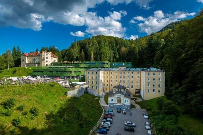 Hotel Zdraviliski dvor Rimske Toplice