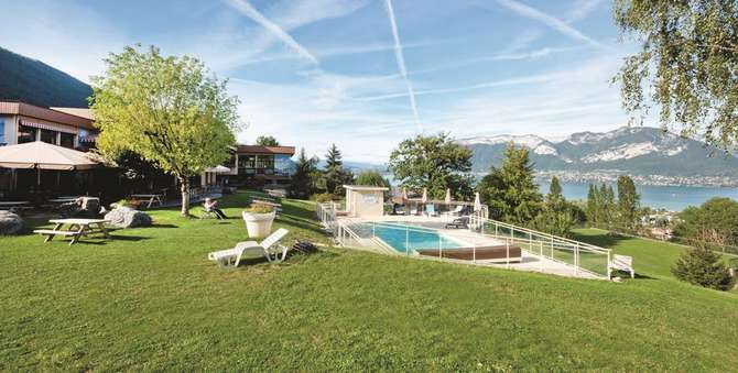 Village Club Les Balcons De Lac D'Annecy Saint-Jorioz