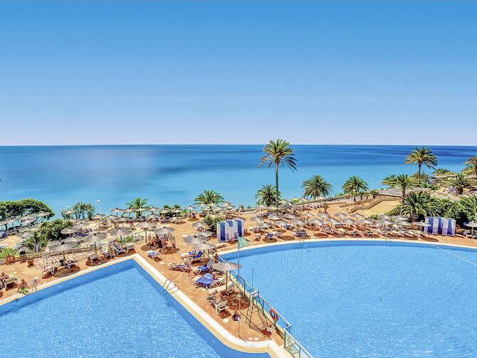 SBH Hotel Club Paraiso Playa Esquinzo