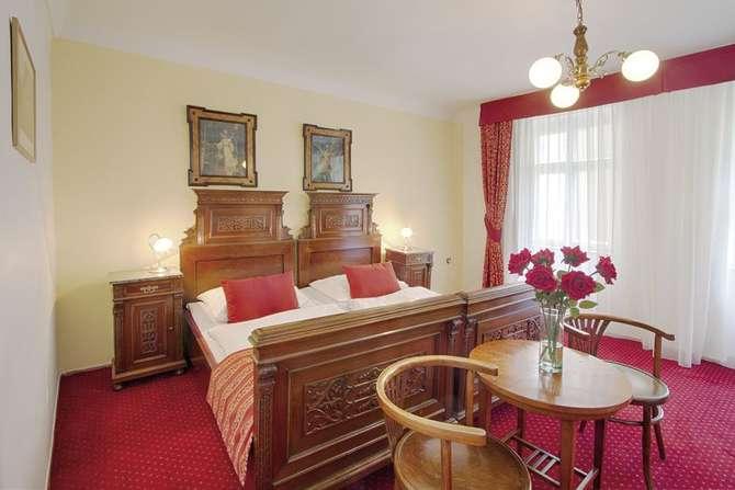 Hotel Waldstein Praag