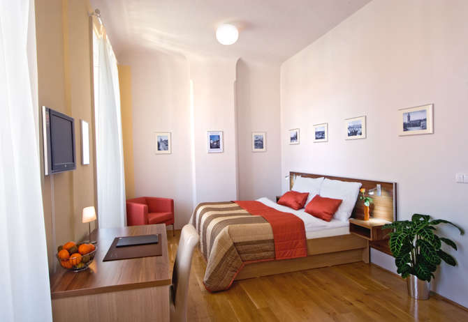 Hotel Monastery Praag