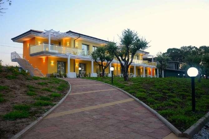 Hotel Baia di Trainiti Porto Salvo